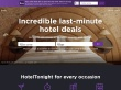 Sign Up For Special Offers + Updates From Hotel Tonight