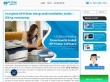 Set your hp printer hassle-free with 123.hp.com/setup.