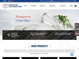 Gauge Glass, Borosilicate Glass Manufacturer