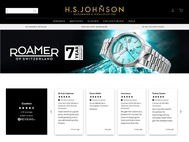 HS Johnson screenshot