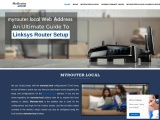 By Using myrouter.local Reset your Linksys Routers