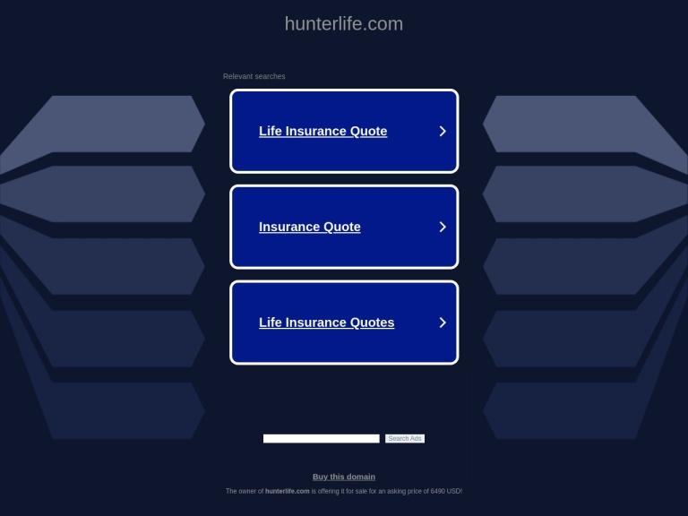 Hunter Focus screenshot