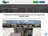 Trusted Air Conditioning Repair Service in Fort Myers and Nearby Cities