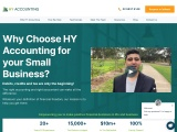 HY Accounting in Australia | small business accountant