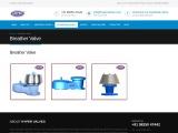 Breather Valve | Sanitary Pressure Relief Valve