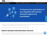 IT Managed Services improves IT infrastructure | Outsourcing IT Services