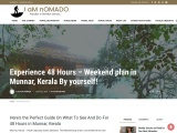 Experience 48 Hours – Weekend plan in Munnar, Kerala By yourself!