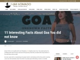 11 Interesting Facts About Goa You did not know