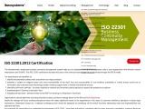 ISO 22301 Certification UAE & Saudi Arabia – Business Continuity