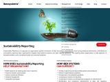 Sustainability Reporting Consultants Dubai, Saudi Arabia | Ibex Systems
