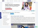IBT- Bank PO Coaching In Jalandhar