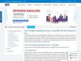 Join English Speaking Classes Jalandhar
