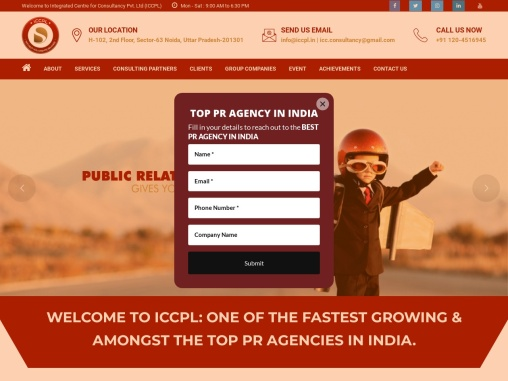 Top Best Pr Agency in Noida India