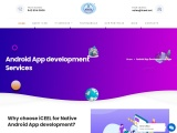 Best Android Development Company In India Iceel IT Services