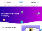 Best Frontend Development company for your web business