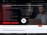 PMP Live Online Training (LVC) Course in Casper, WY.