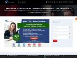 PMP Live Online Training (LVC) Course in Lafayette, LA