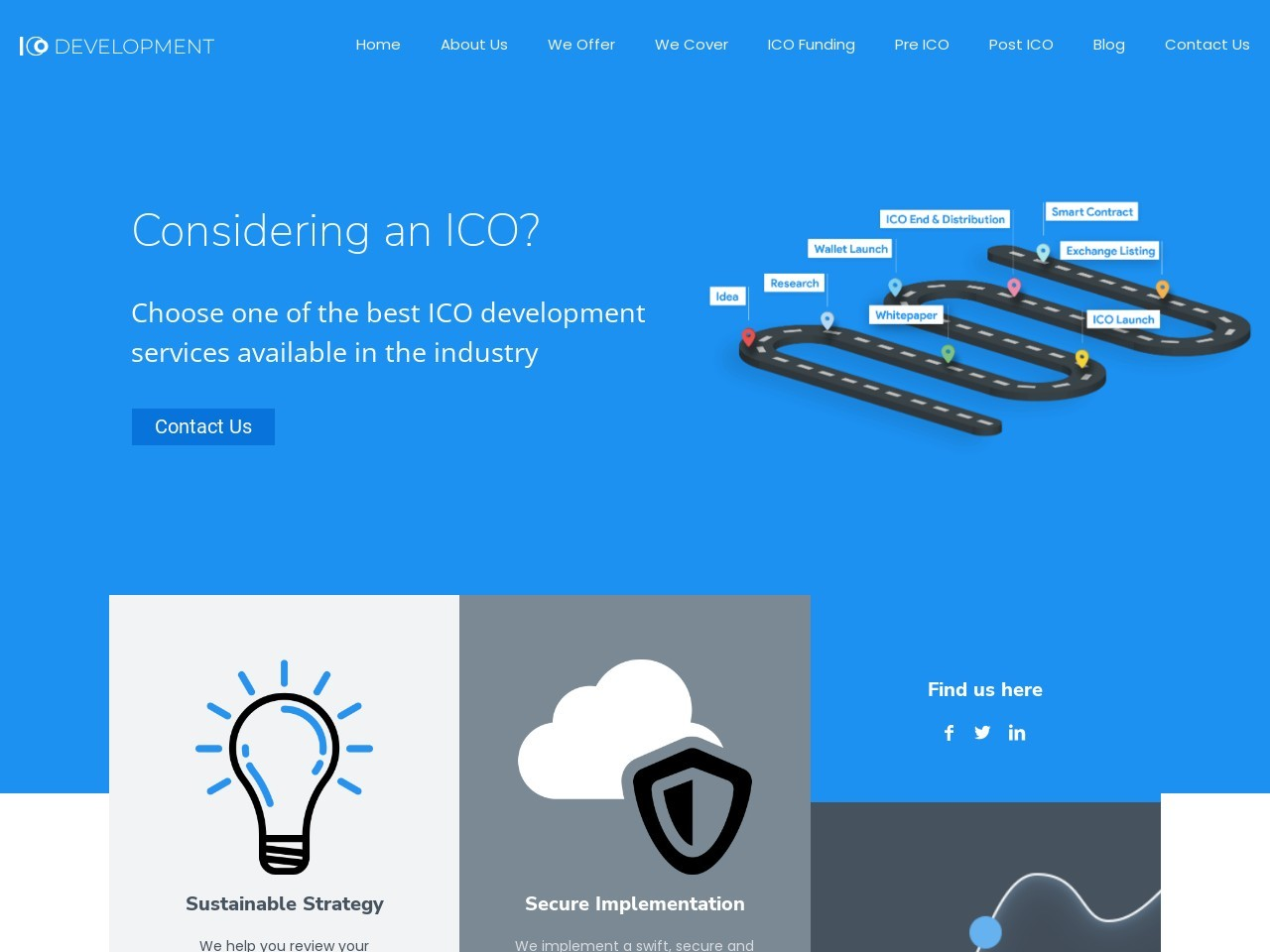 Best ICO Development Company | ICO Development