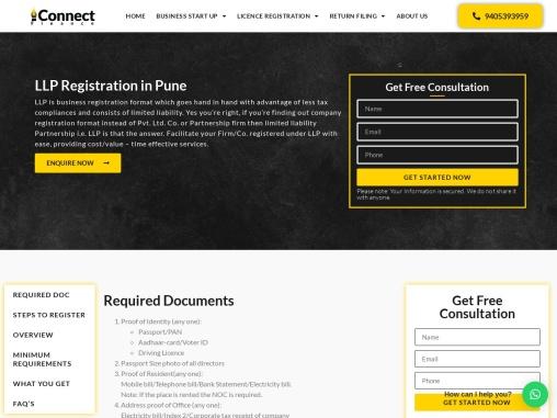 LLP Registration in Pune | LLP Registration Consultants in Pune | LLP Registration services in Pune