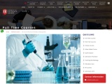 BSC Clinical Research Courses in India