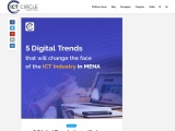5 Digital Trends That Will Change the Face of ICT Industry in MENA