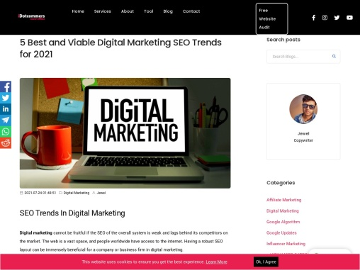 5 Best and Viable Digital Marketing SEO Trends for 2021