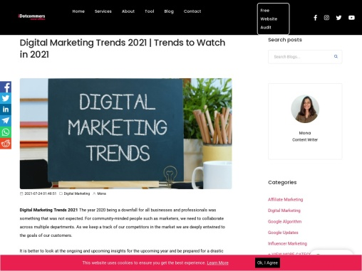 Digital Marketing Trends 2021| Trends to Watch in 2021