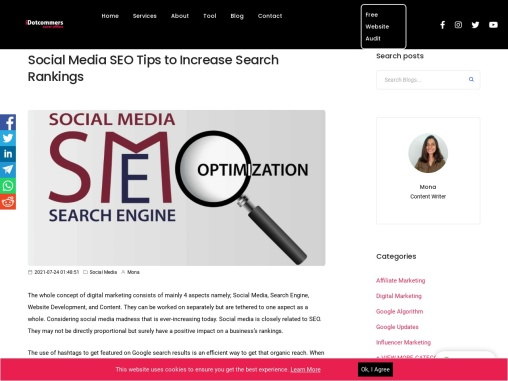 Social Media SEO Tips to Increase Search Rankings