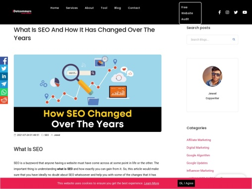 What Is SEO And How It Has Changed Over The Years