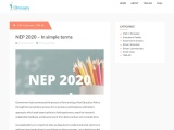 NEP 2020 – New Education Policy