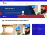 nebosh igc courses and fee structure