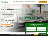 IGEL Umzugsunternehmen in Berlin