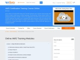 AWS Certification Training Course Online