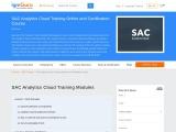 SAC Analytics Cloud Training Course Online