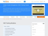 Vendor Invoice Management (VIM) Training Course