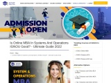 Is Online MBA In Systems and Operations IGNOU Good? – Info
