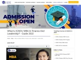 What Is IGNOU MBA In Finance And Leadership? – Guide