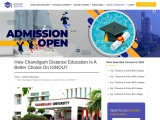 How Chandigarh Distance Education Is A Better Choice On IGNOU?