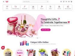 Indian Gifts Portal screenshot