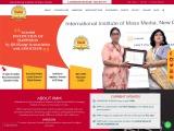 International Institute of Mass Media Events   Delhi