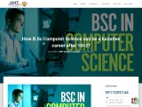 How B.Sc Computer Science can be a lucrative career after 10+2?