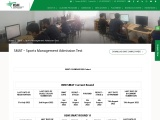 SMAT | Sports Management Admissions Test -IISM World