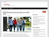 Right preparation steps to get high score in IELTS exam