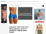 Mens Underwear Review and Suggestions blogs