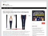 Role of photo enhancing services in photography