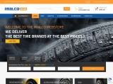 Buy Car Tyres Online in Qatar – Imalco Web Store