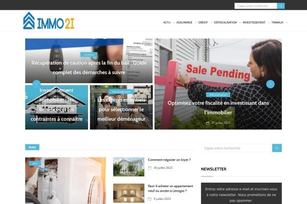 immo2i.com