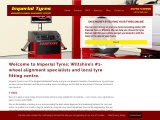 Tyre Fitting Swindon – Imperial Tyres