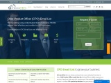 CPO Email List   Mailing List of Chief Product Officer