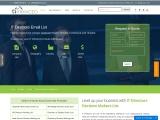 IT Directors Email List | IT Directors Decision Makers List